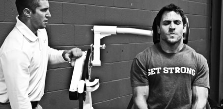 Mike Whitman Personal Trainer Baltimore